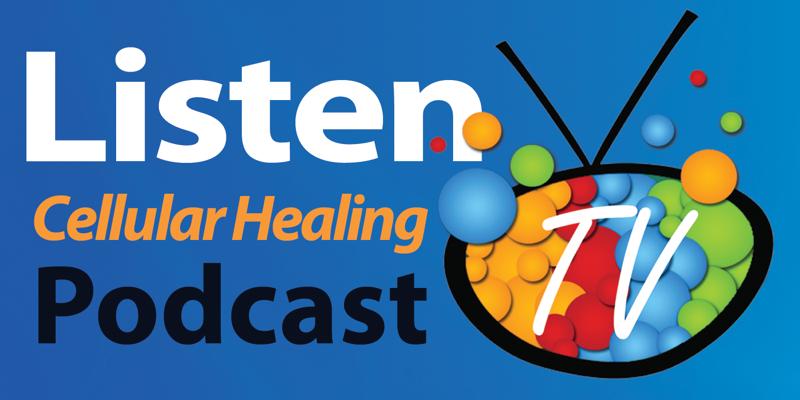 Cellular Healing Podcast logo