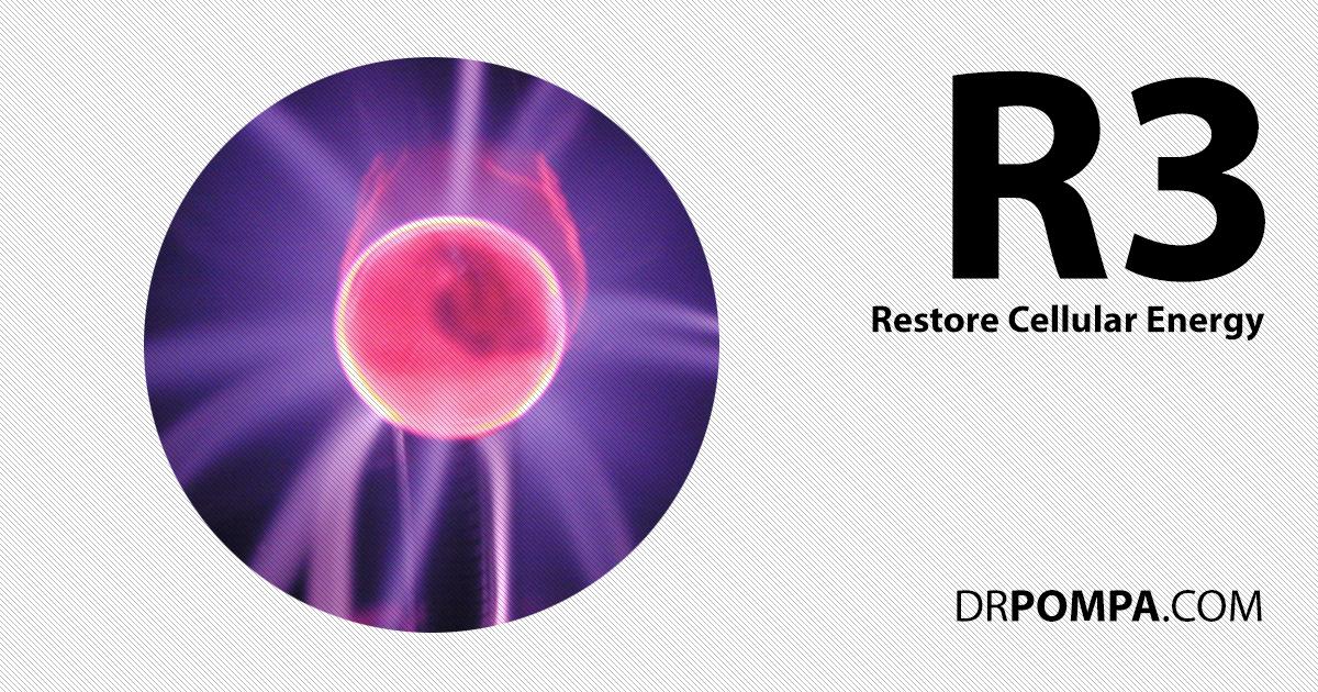 R3: Restore Cellular Energy