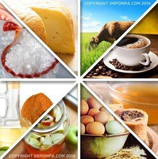 Healing Foods - Top 10