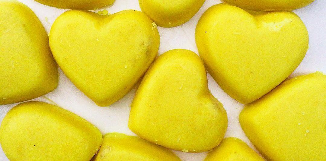 Lemon-Vanilla Fat Bombs