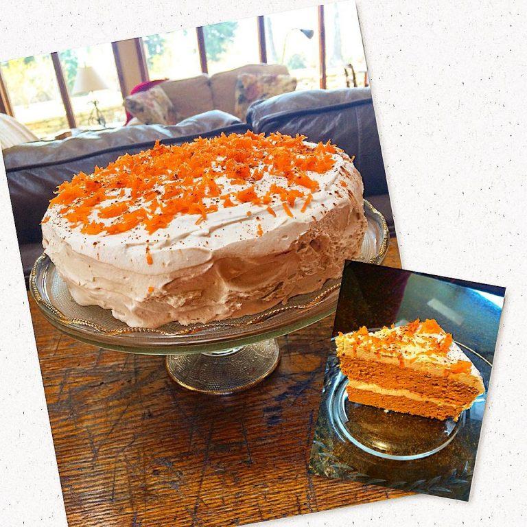 carrot-spice-cake