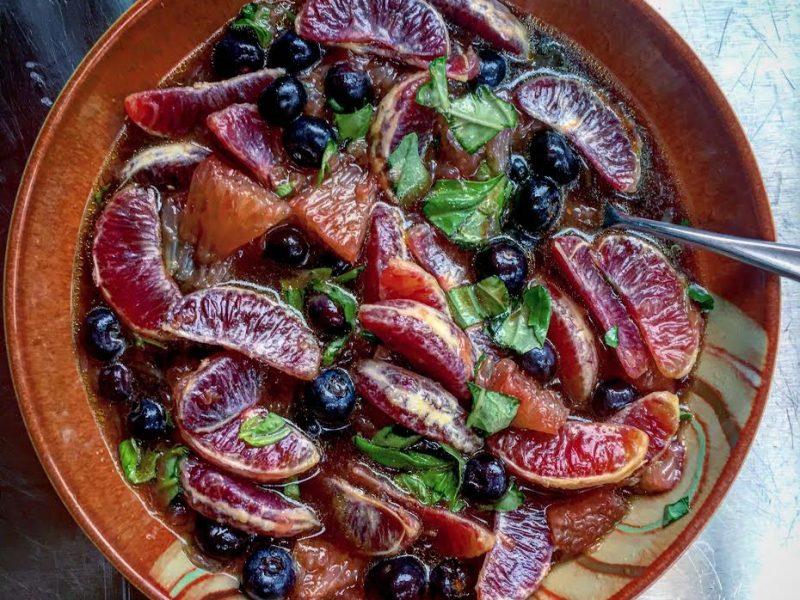 Balsamic Citrus Salad