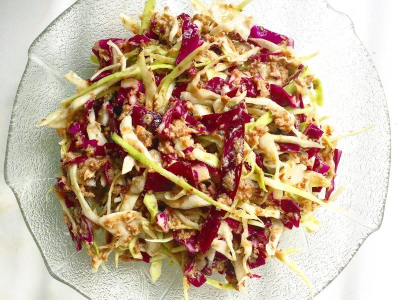 Crunchy Sardine Salad