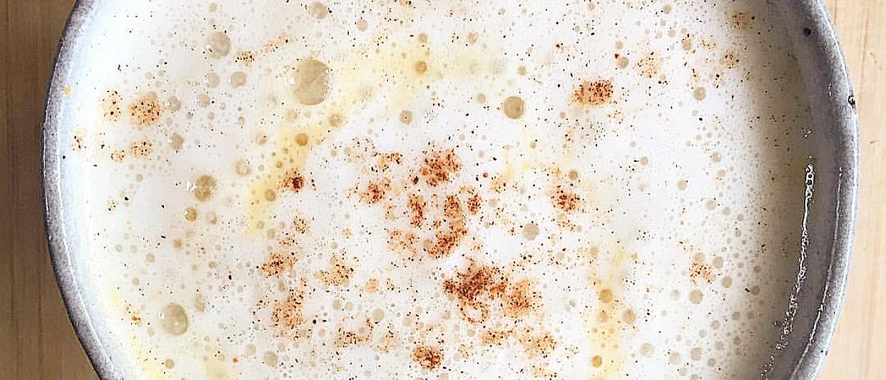 Anti-Inflammatory Golden Latte