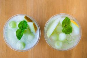 melon-water